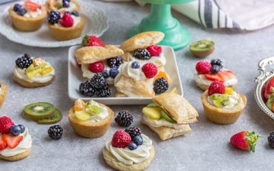 Mini Fruit Desserts