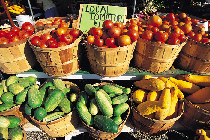 Summer: Buy Fresh, Buy Local