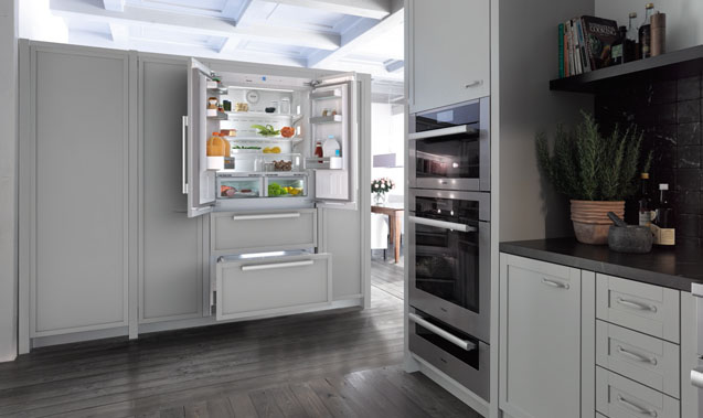 Miele's Perfectly Cool Refrigerator