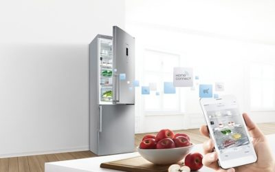 Live Smart with Bosch Home Connect