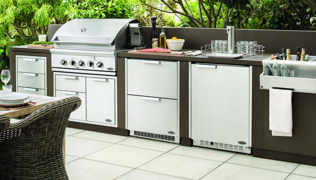 DCS Outdoor Kitchen