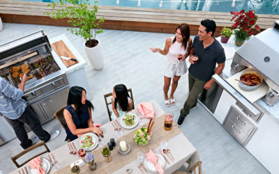 Everything You Need for Your Outdoor Kitchen