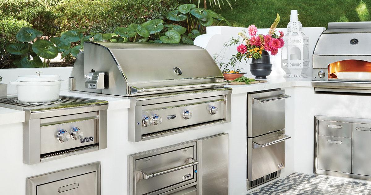 Lynx Professional kitchen