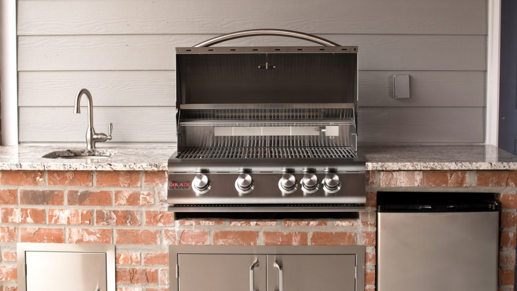 BLAZE GRILLS: Time for an Upgrade