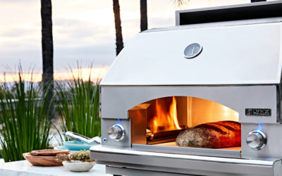The Benefits of an Outdoor Oven
