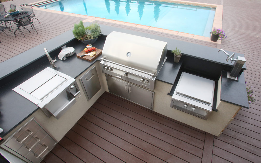 Your Ideal Outdoor Kitchen Starts Here