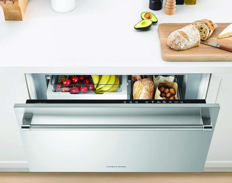 Fisher & Paykel cool drawer