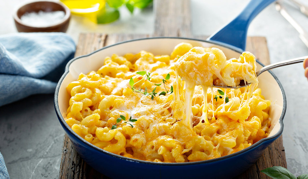 Three Cheese Mac and Cheese