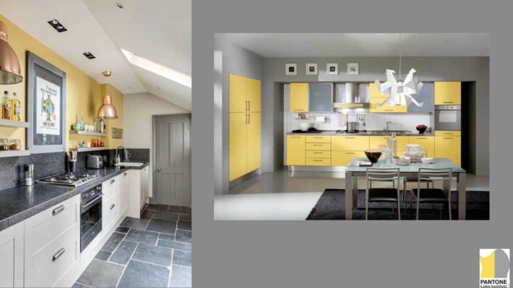 Pantone Color of the Year 2021 color and texture in the kitchen
