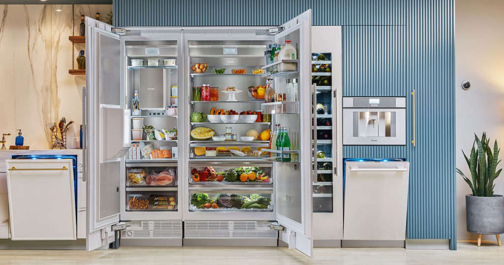 Thermdor Freedom Collection Masterpiece Refrigerator