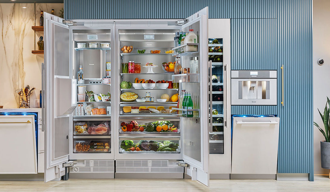 Find Total Design Freedom with the Freedom® Refrigeration Collection from Thermador