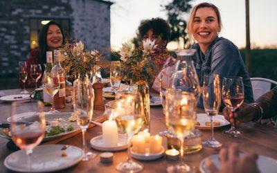 Drinks, Food, & Fun! Entertaining Outdoors in 2021