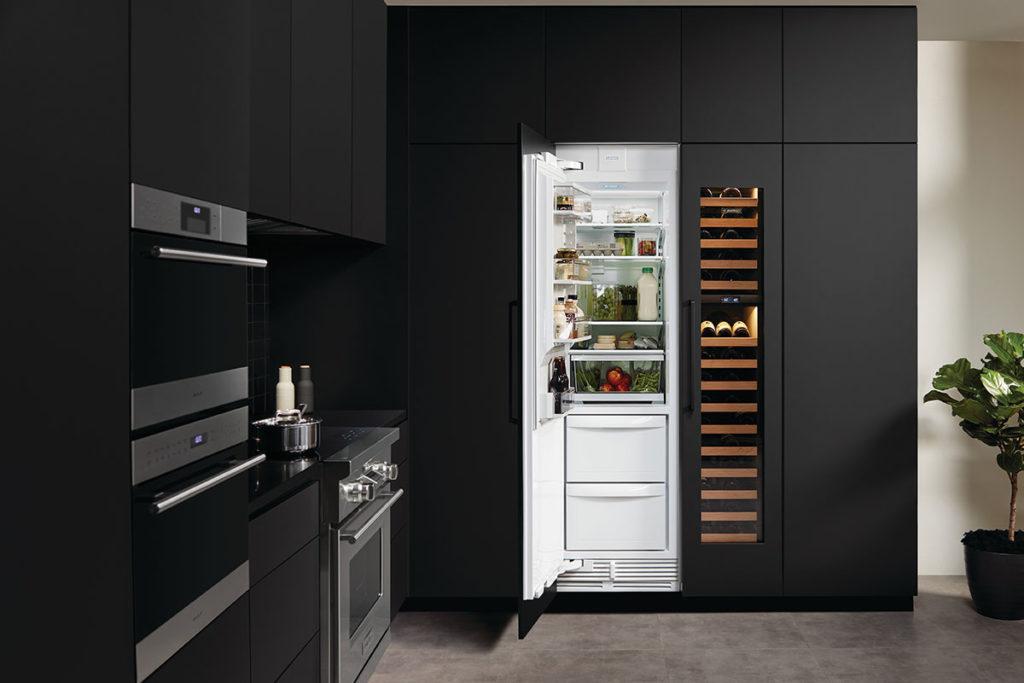 Sub-Zero column refrigeration