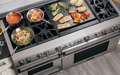 Range vs. Cooktop & Wall Oven Combo: Making the Right Choice for You